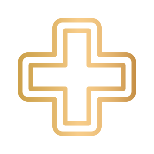 znaczek krzyża